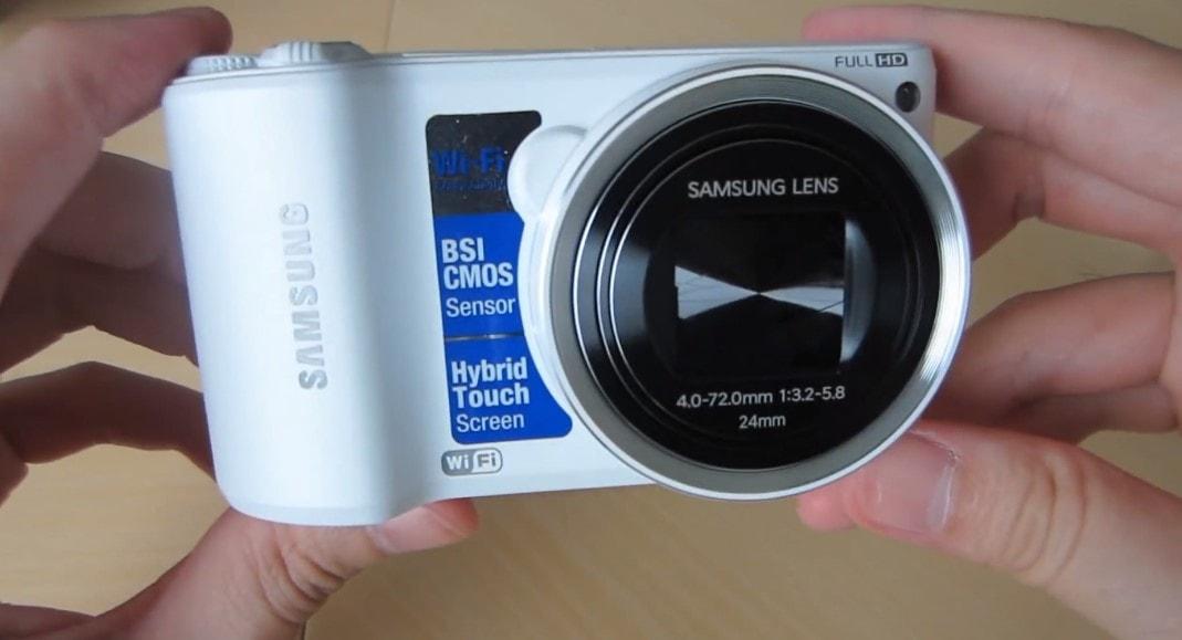 Samsung WB250F 14.2MP CMOS Smart Camera Review