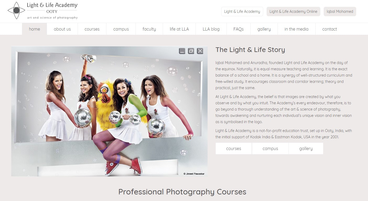 Top 10 photography institute in mumbai