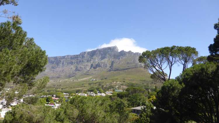Table Mountain, Cape Town, Souyh Africa