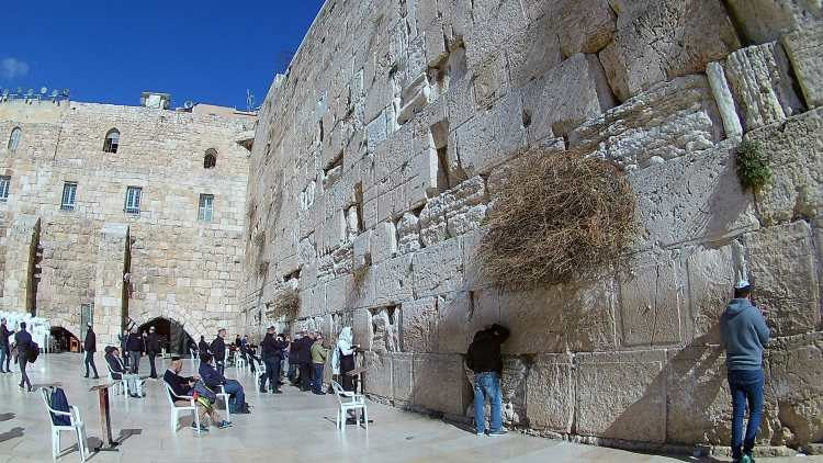 The Western Wall, Wailing Wall, Kotel