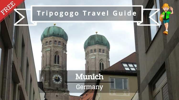 Munich Germany Free PDF Travel Guide