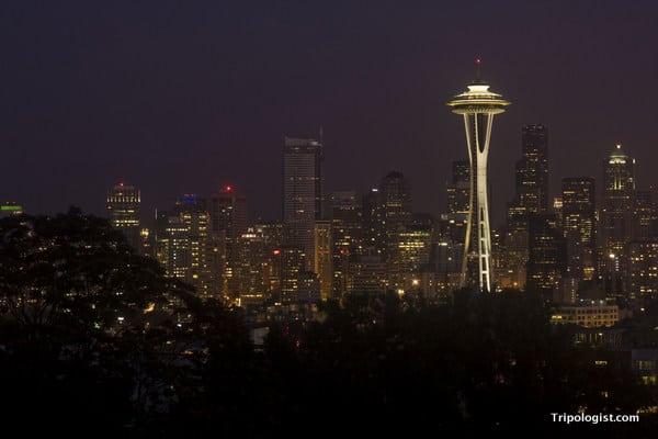 Best Urban Vistas in the World - Seattle