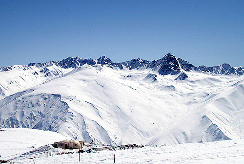 Gulmarg, Snow places in India