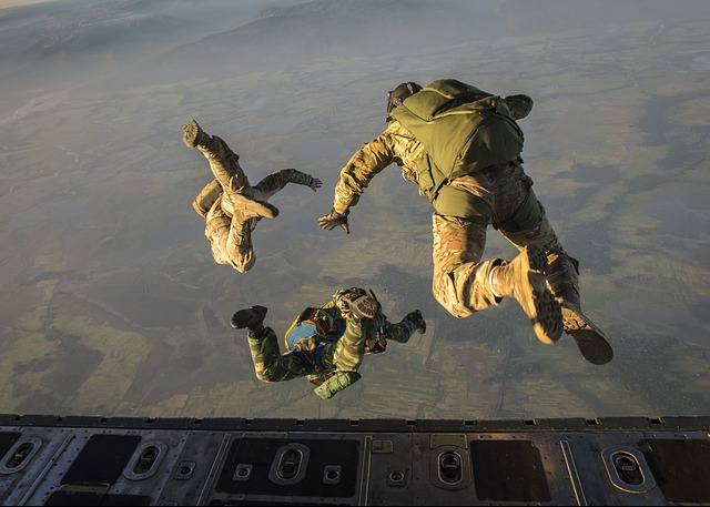 Accelerated Free Fall