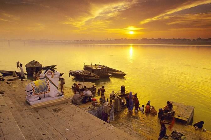 Ganga Ghats, Varanasi