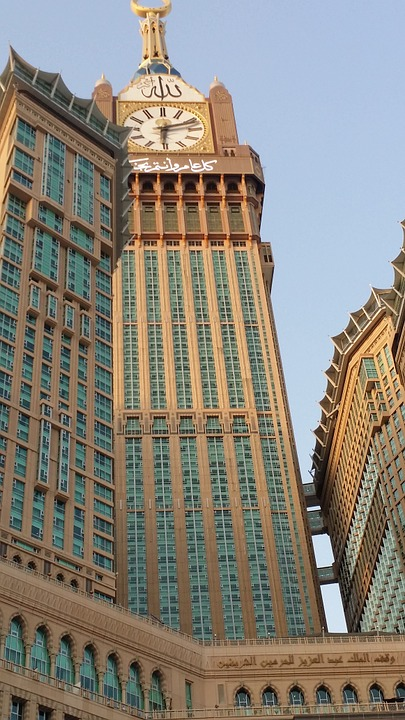 Abraj Al-Bait Clock Tower