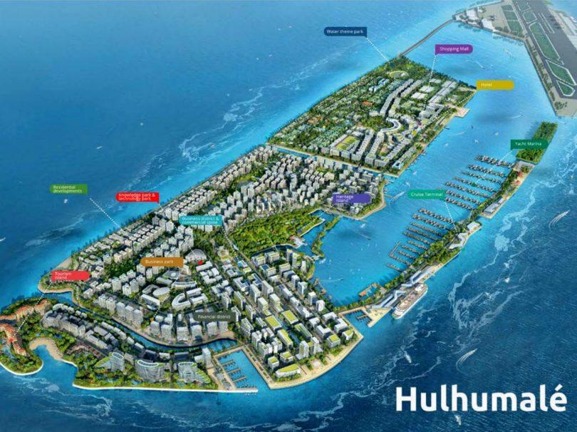 hulhumale island