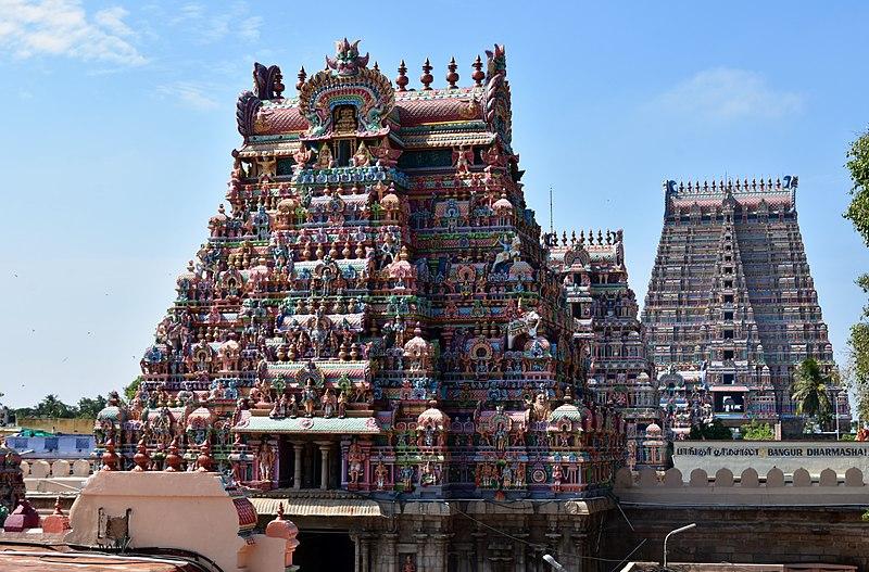Sri Ranganathaswamy Temple - Tiruchirapalli, Tamil Nadu