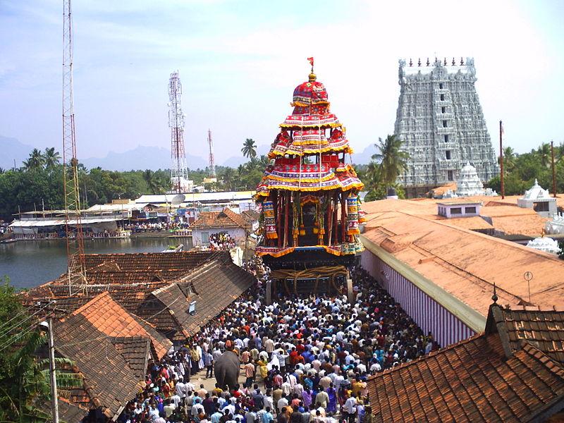 Thanumalayan Temple - Kanyakumari, Tamil Nadu