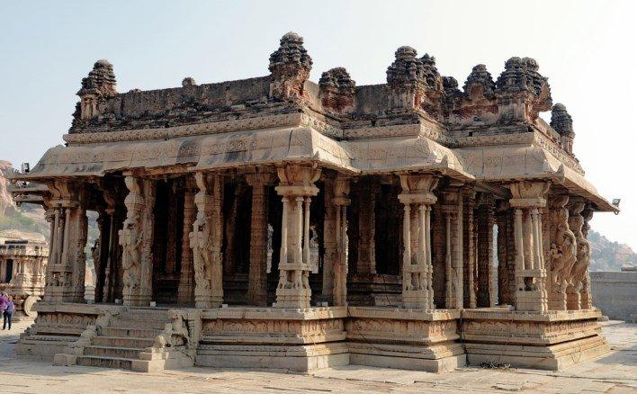 Vitthala Temple - Hampi, Karnataka