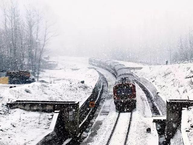 Jammu -Baramulla line