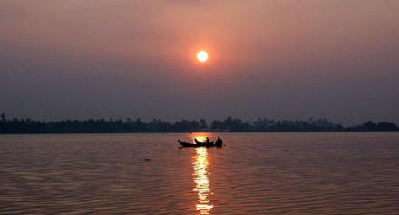 Puri, Orissa sunrise
