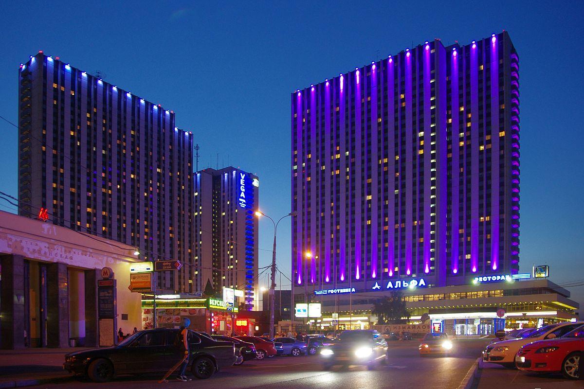 The Izmailovo Hotel