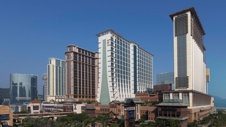 Sheraton Grand Macao hotel, Cotai