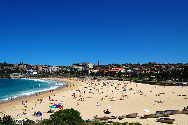 Lady Bay Beach, Sydney, Australia