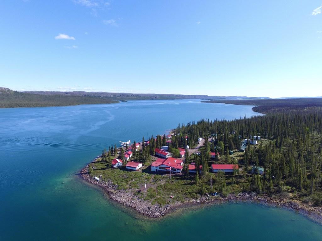 Lake Great Slave