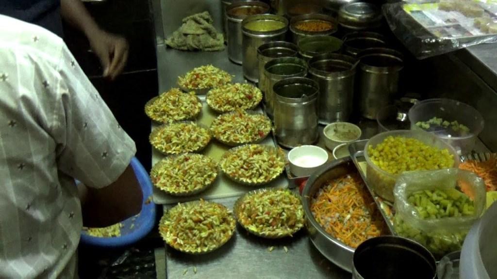 Patel Chest area for Bhelpuri, Bun-Butter-Chai and more
