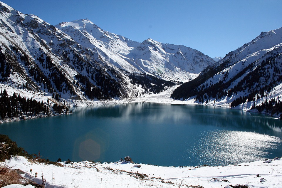 Kazakhstan second coldest country in the world