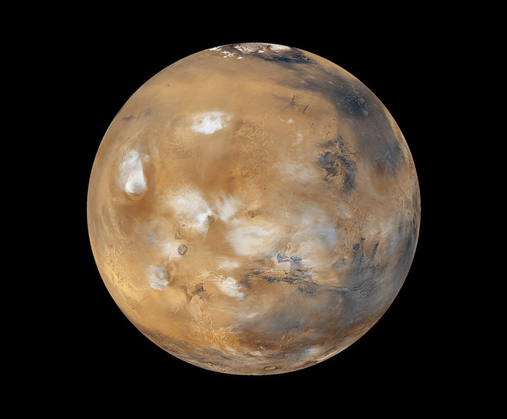 Mars: Planets in our Solar System