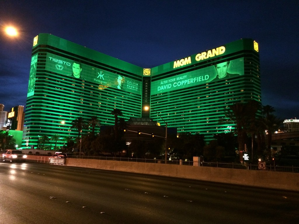 MGM Grand, Las Vegas, Nevada, USA