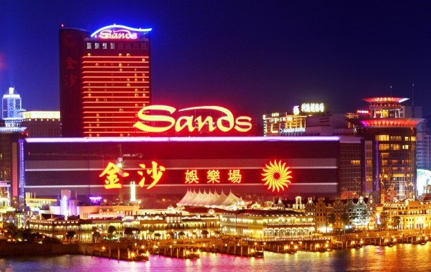 Sands Macao, Macao, China