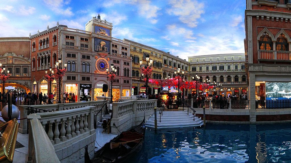 Venetian Macao, Macao, China