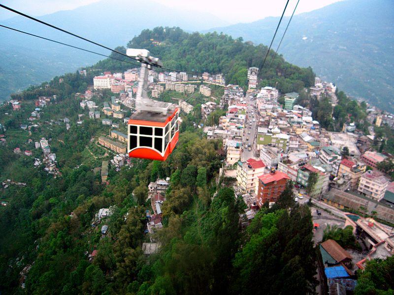 Gangtok Ropeway, Sikkim