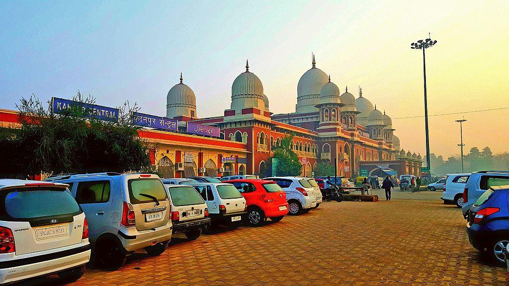 Kanpur Railway Station, Kanpur