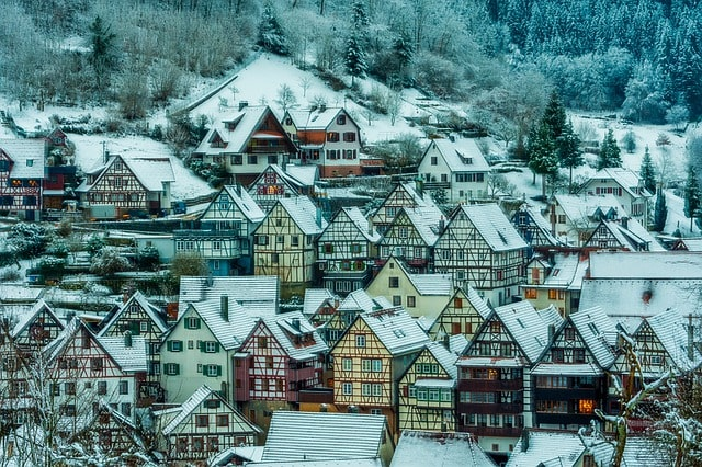 Countries To Visit In Winter: Germany