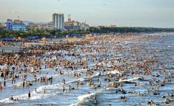 Sam Son Beach beaches in Vietnam