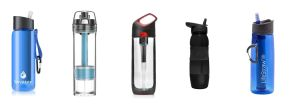 10 Best Water Bottles With Filter For Travel