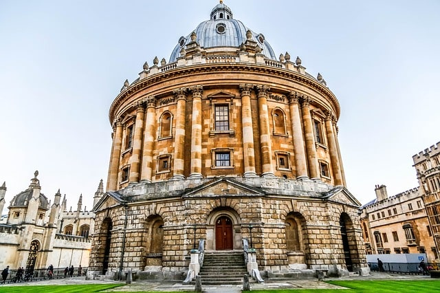 Bodleian Library: Harry Potter Filming Locations