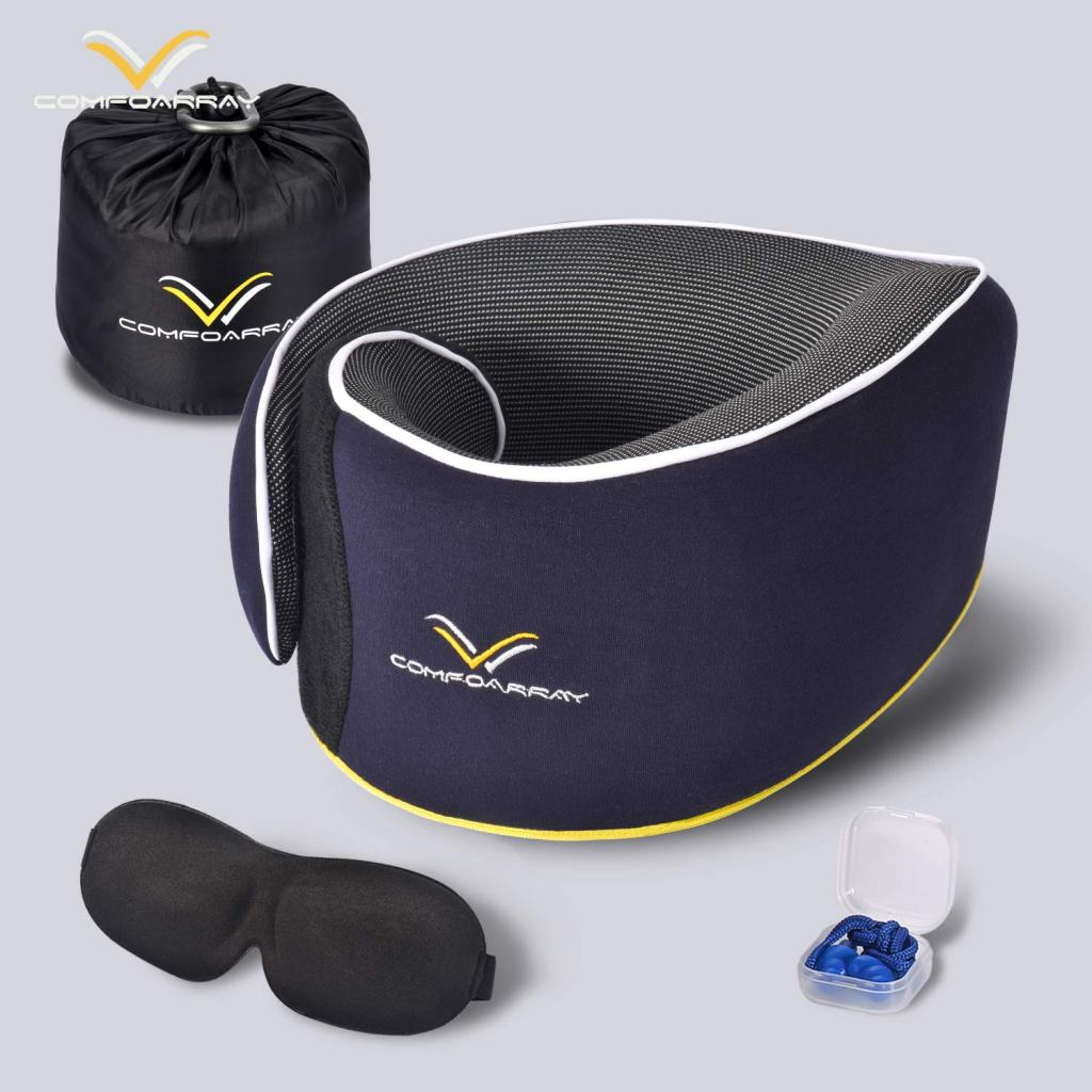 ComfoArray Travel pillows