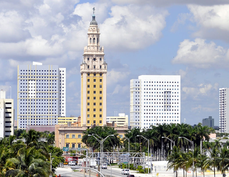 Freedom Tower: Tourist Attractions in Miami