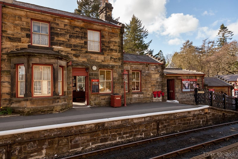 Goathland Station: Harry Potter Filming Locations
