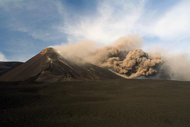 Mount Etna (Italy)