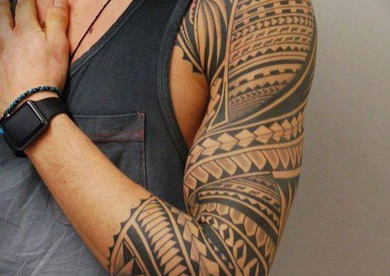 Getting a Polynesian Tattoo Things To Do In Bora Bora