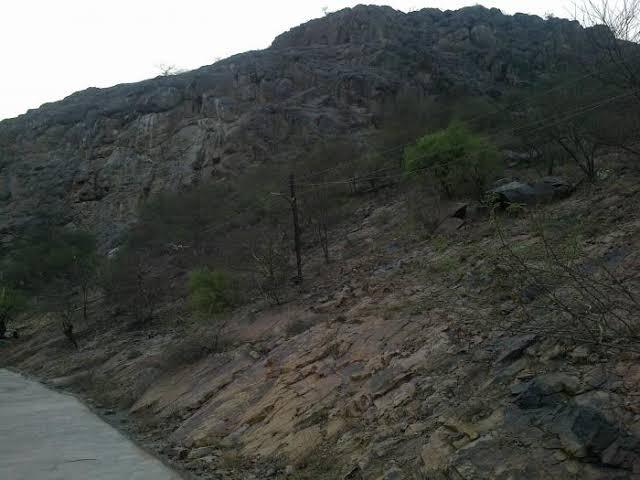 Tosham Hills