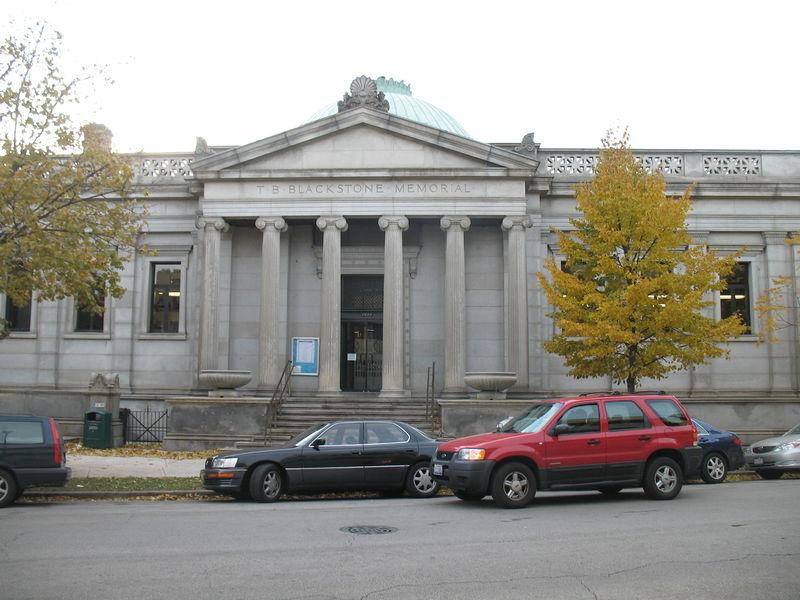 T.B. Blackstone Memorial Library