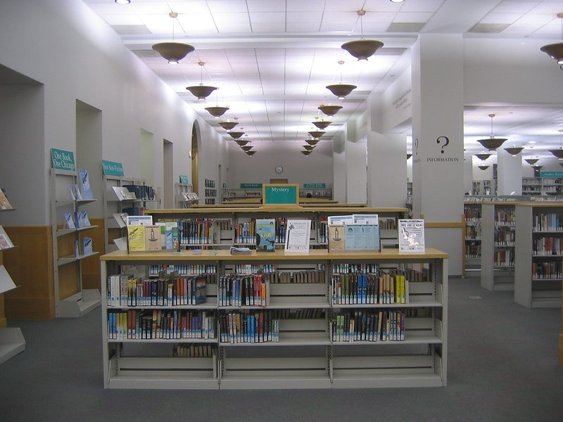 Public Libraries In Chicago