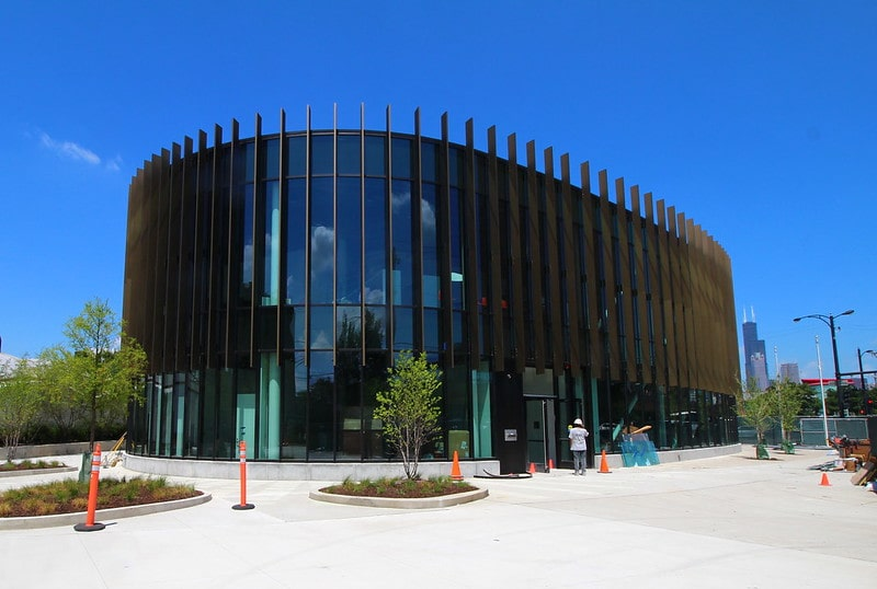 Chinatown Branch Library