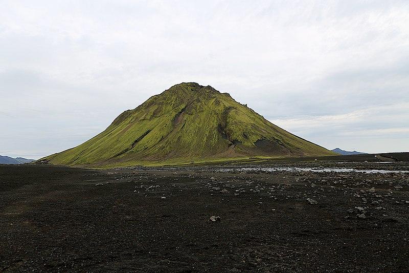 Maelifell Volcano, Iceland