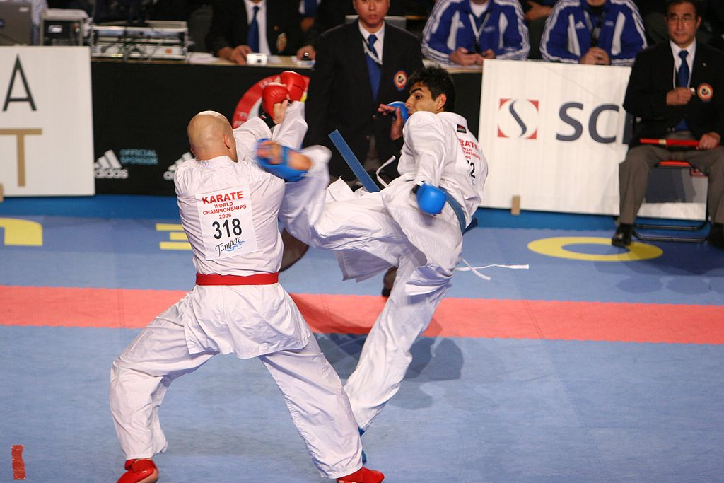 Judo and Karate