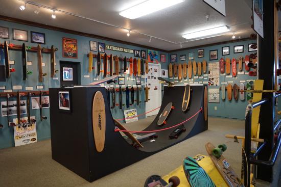 Morro Bay Skateboard Museum: things to do in morro bay