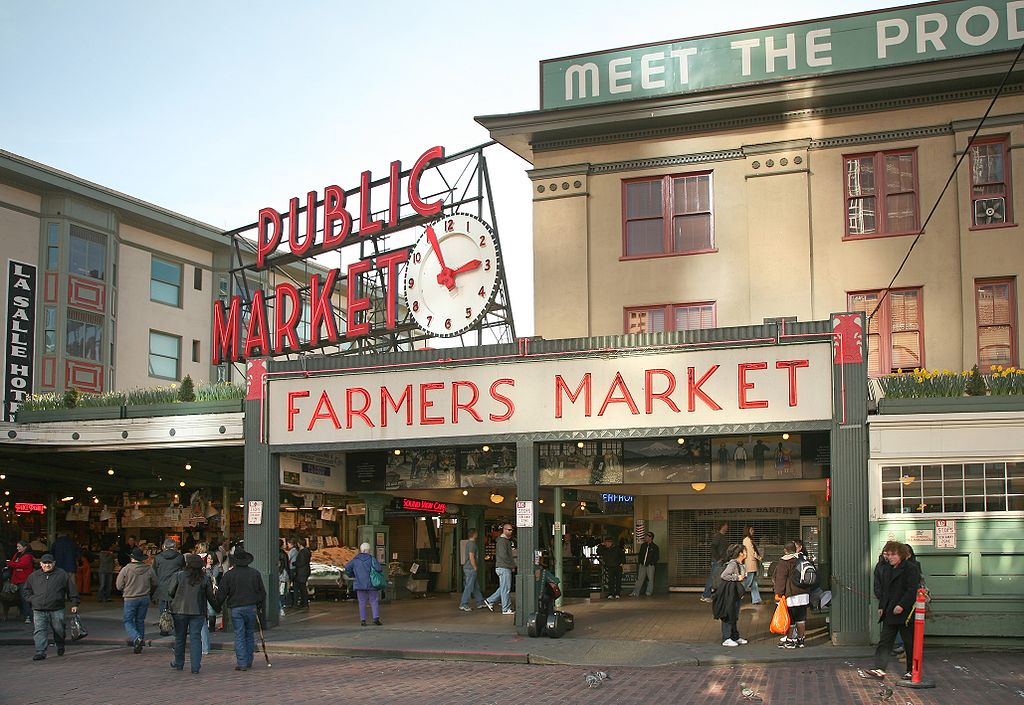 Shop at Pike Place Market