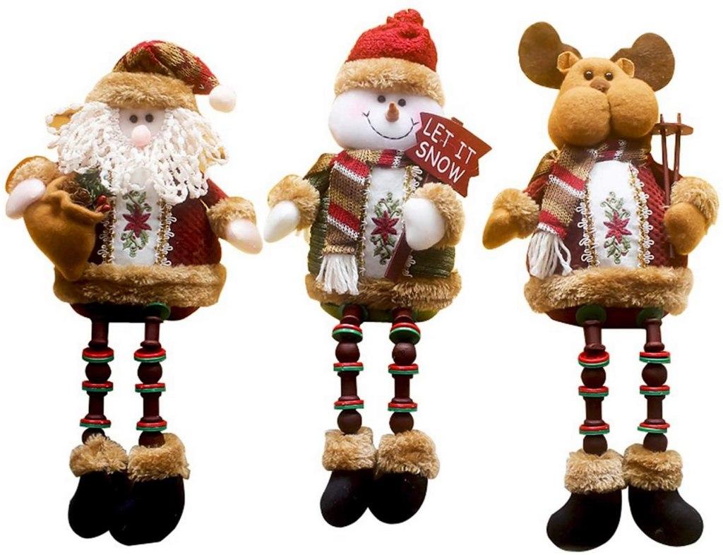 Super Cute Christmas Plush Toys