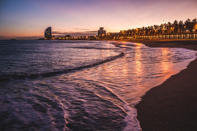 City Beaches: Things to do in Barcelona