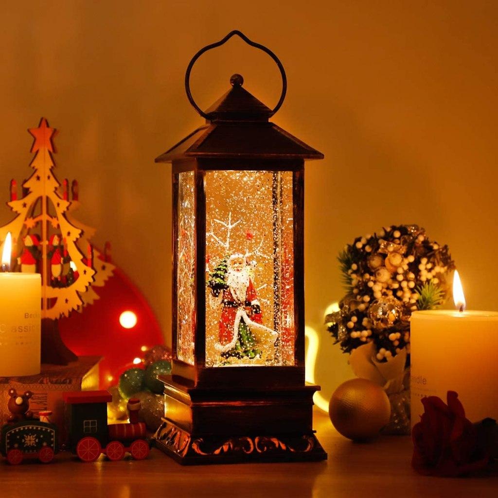 Christmas Santa Claus Lantern