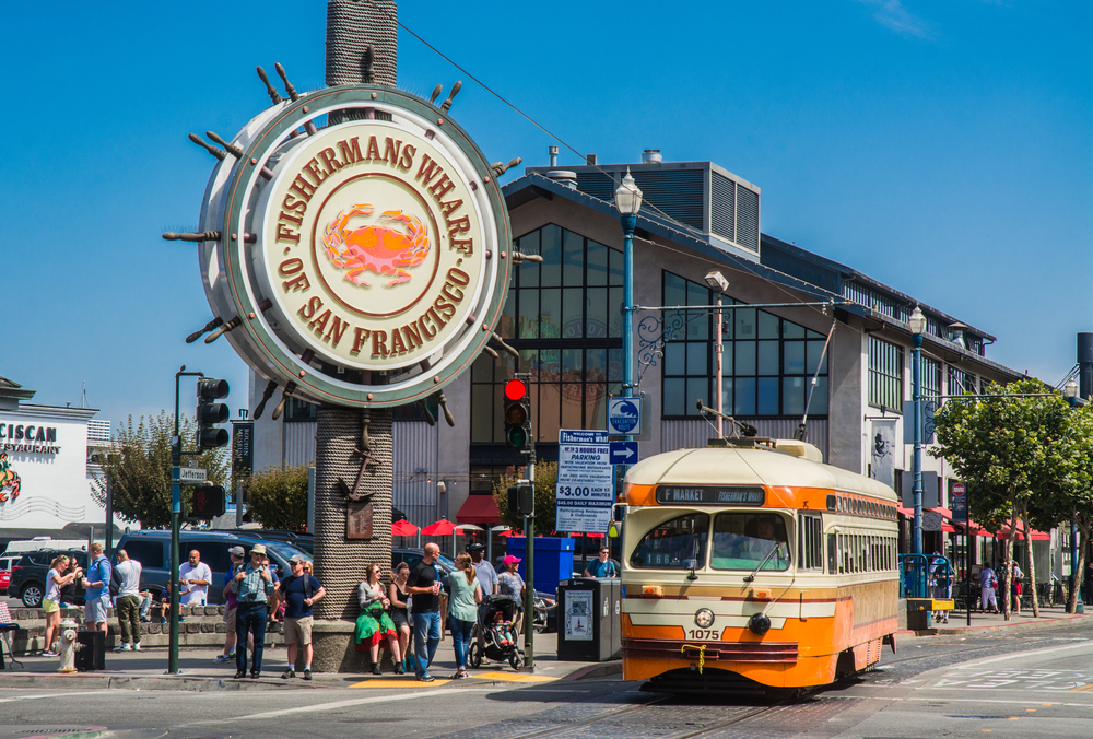 Things to do in San Francisco: Waterfront At Fisherman's Wharf