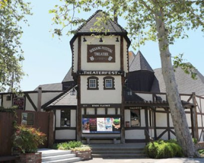 Things to do in Solvang: Solvang Festival Theater